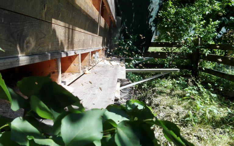 Bienenstock im Zillertal